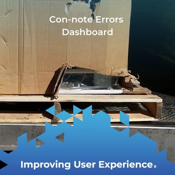 Con-note-errors