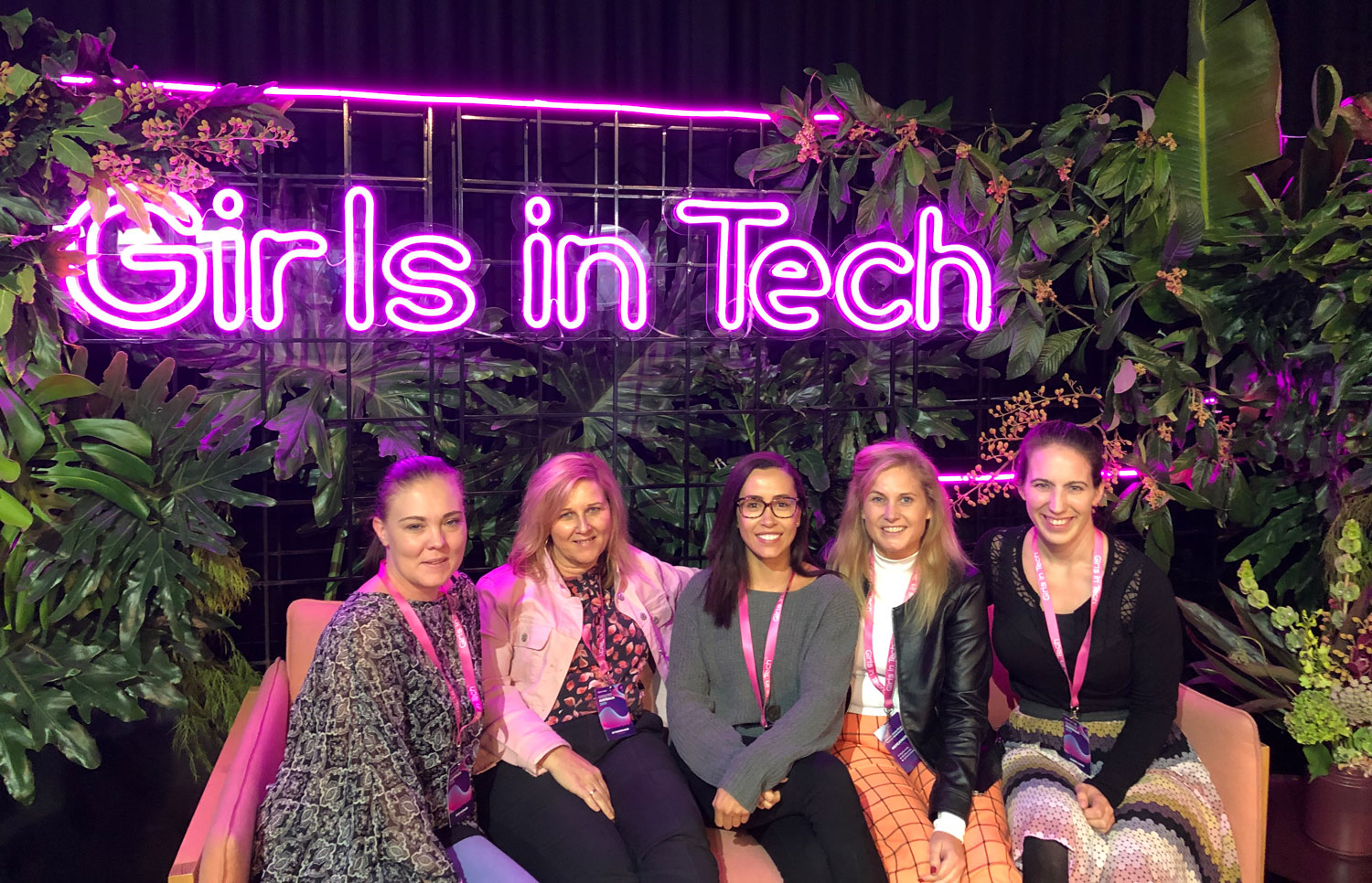 Girls-in-tech