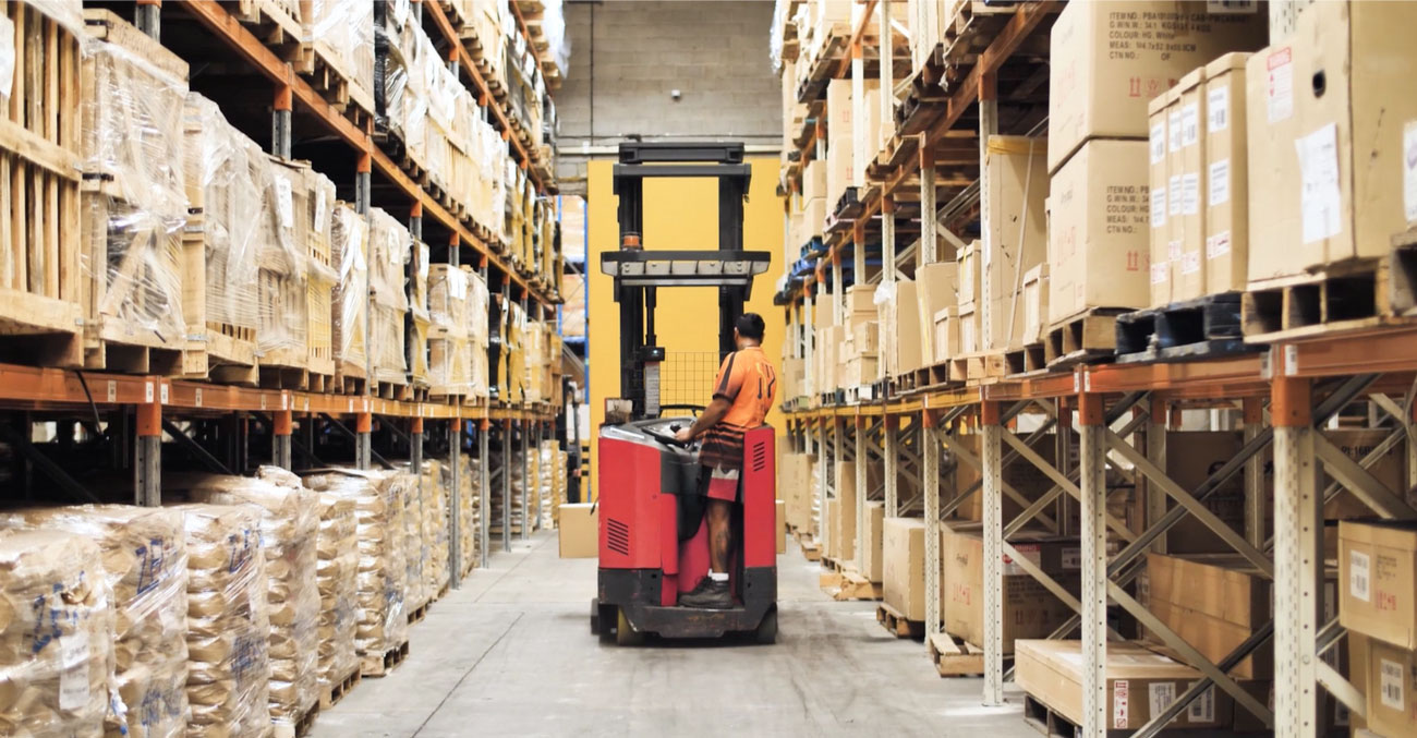 What is the importance of a warehouse management system?